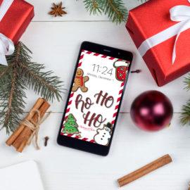 December Phone Wallpaper Download