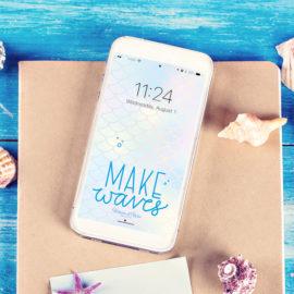 2018 August Phone Wallpaper Download